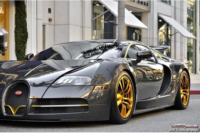 Siêu xe Bugatti Veyron Mansory Linea Vincero độc nhất thế giới tìm chủ mới - Ảnh 1.