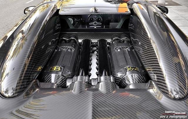 Siêu xe Bugatti Veyron Mansory Linea Vincero độc nhất thế giới tìm chủ mới - Ảnh 9.
