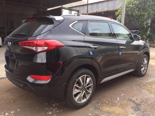 Crossover cỡ nhỏ Hyundai Tucson phiên bản mới lộ diện tại Việt Nam - Ảnh 7.