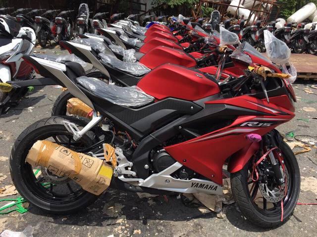 Lô mô tô thể thao Yamaha R15 3.0 2017 đầu tiên cập bến Việt Nam - Ảnh 5.