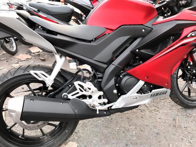 Lô mô tô thể thao Yamaha R15 3.0 2017 đầu tiên cập bến Việt Nam - Ảnh 6.