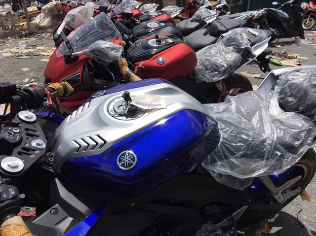 Lô mô tô thể thao Yamaha R15 3.0 2017 đầu tiên cập bến Việt Nam - Ảnh 7.