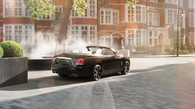 Làm quen với chiếc Rolls-Royce Dawn đặc biệt nhất thế giới - Ảnh 7.
