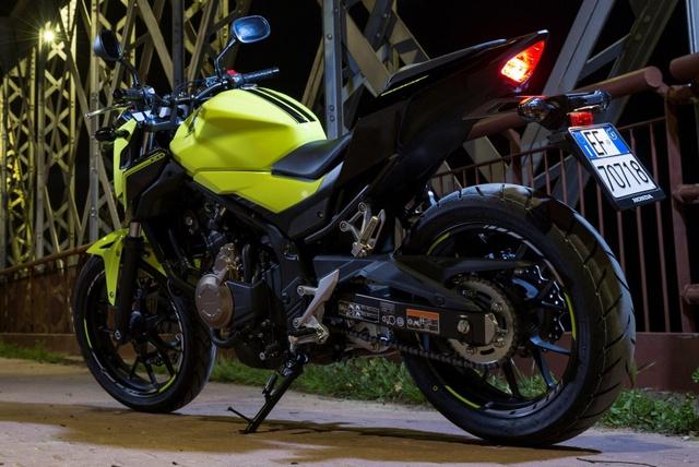 Cặp đôi mô tô tầm trung Honda CBR500R và CB500F 2017 ra mắt Đông Nam Á - Ảnh 5.