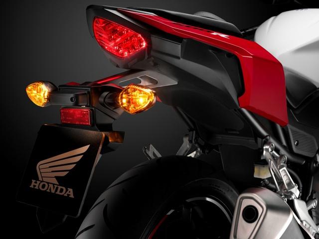 Cặp đôi mô tô tầm trung Honda CBR500R và CB500F 2017 ra mắt Đông Nam Á - Ảnh 14.