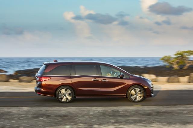 Xe gia đình lý tưởng Honda Odyssey 2018 được công bố giá bán - Ảnh 1.