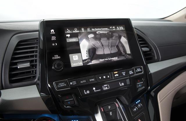 Xe gia đình lý tưởng Honda Odyssey 2018 được công bố giá bán - Ảnh 3.