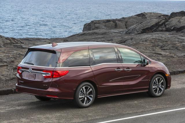 Xe gia đình lý tưởng Honda Odyssey 2018 được công bố giá bán - Ảnh 6.