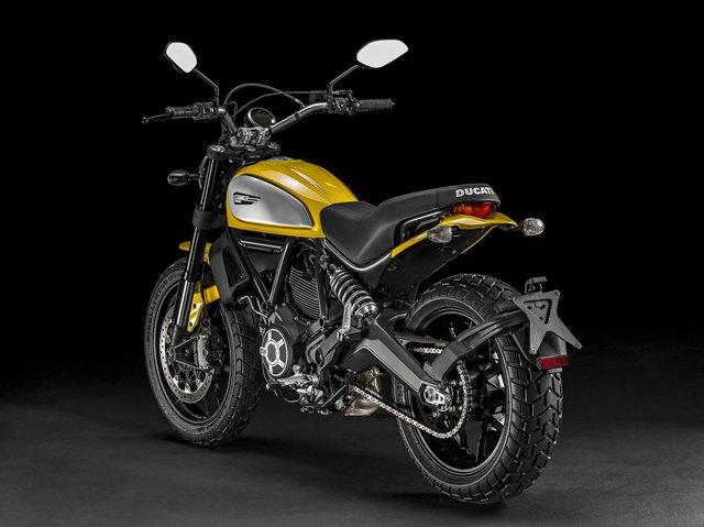Lifan Hunter 125 nhái Ducati Scrambler ra mắt, giá từ 35,5 triệu Đồng - Ảnh 2.