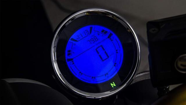 Lifan Hunter 125 nhái Ducati Scrambler ra mắt, giá từ 35,5 triệu Đồng - Ảnh 4.