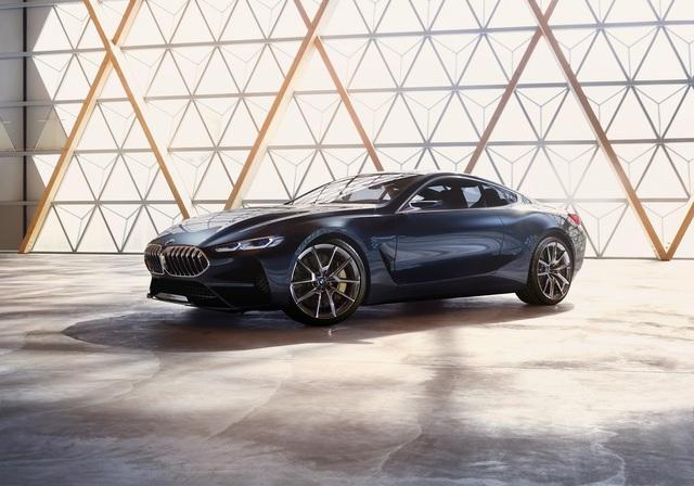 Xe trong mơ BMW 8-Series chính thức được vén màn - Ảnh 3.
