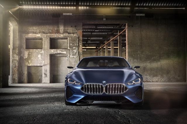 Xe trong mơ BMW 8-Series chính thức được vén màn - Ảnh 5.