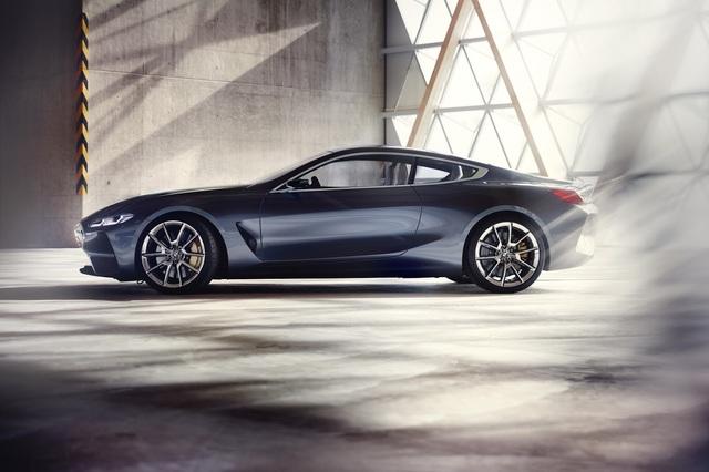 Xe trong mơ BMW 8-Series chính thức được vén màn - Ảnh 6.
