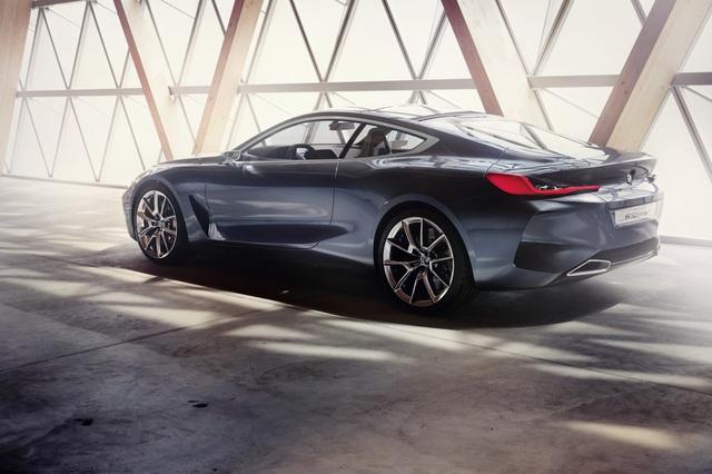 Xe trong mơ BMW 8-Series chính thức được vén màn - Ảnh 7.