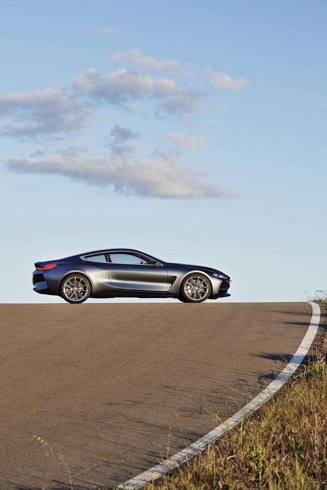 Xe trong mơ BMW 8-Series chính thức được vén màn - Ảnh 8.