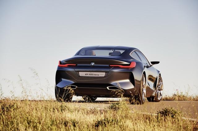 Xe trong mơ BMW 8-Series chính thức được vén màn - Ảnh 9.