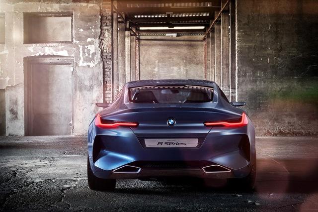 Xe trong mơ BMW 8-Series chính thức được vén màn - Ảnh 10.