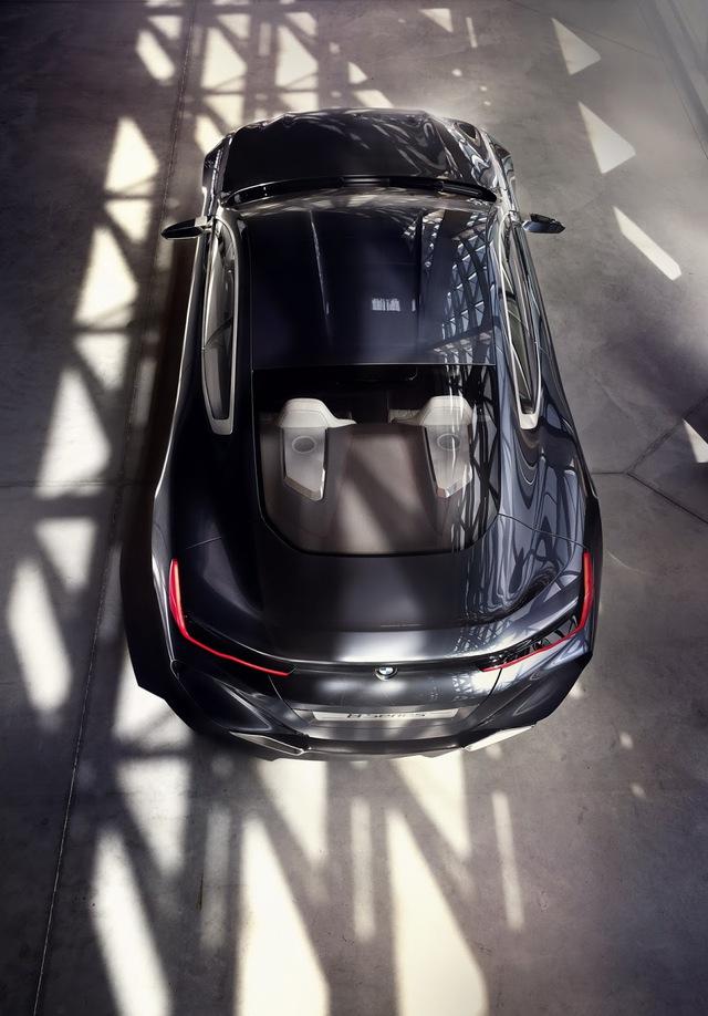 Xe trong mơ BMW 8-Series chính thức được vén màn - Ảnh 11.