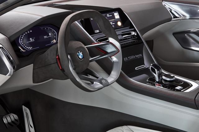 Xe trong mơ BMW 8-Series chính thức được vén màn - Ảnh 13.