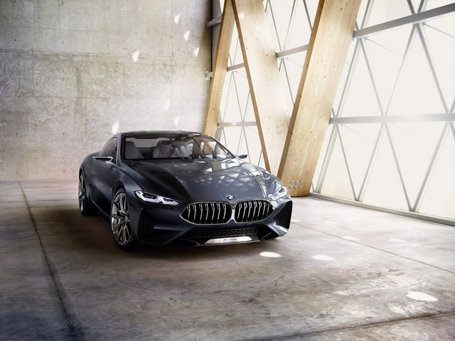 Xe trong mơ BMW 8-Series chính thức được vén màn - Ảnh 15.