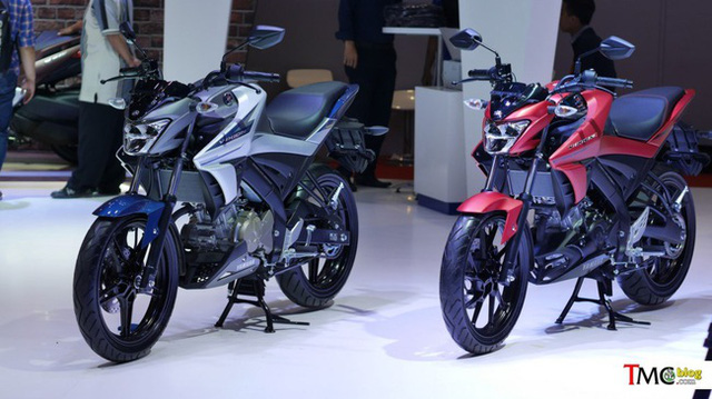 Xe côn tay Yamaha V-Ixion R 2017 được báo giá, từ 50,3 triệu Đồng - Ảnh 1.