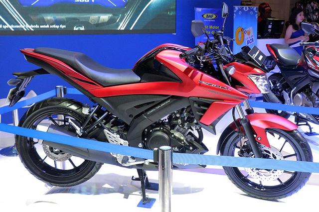 Xe côn tay Yamaha V-Ixion R 2017 được báo giá, từ 50,3 triệu Đồng - Ảnh 3.