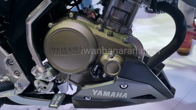 Xe côn tay Yamaha V-Ixion R 2017 được báo giá, từ 50,3 triệu Đồng - Ảnh 4.