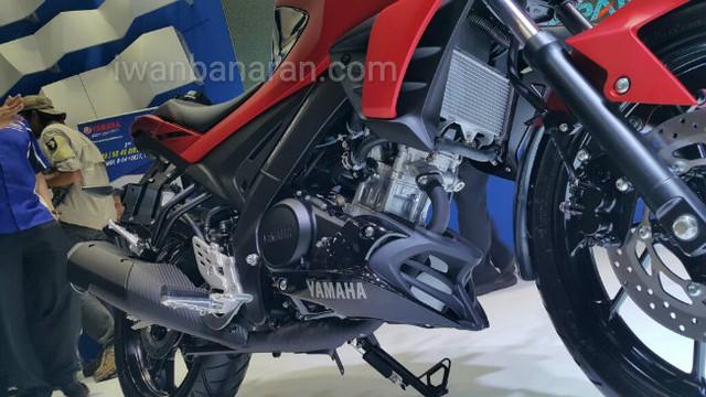 Xe côn tay Yamaha V-Ixion R 2017 được báo giá, từ 50,3 triệu Đồng - Ảnh 6.
