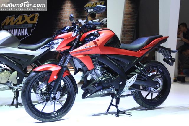 Xe côn tay Yamaha V-Ixion R 2017 được báo giá, từ 50,3 triệu Đồng - Ảnh 7.