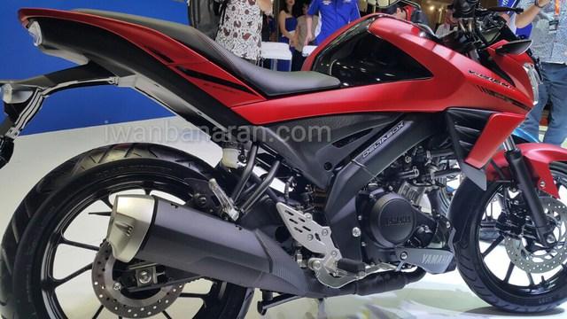Xe côn tay Yamaha V-Ixion R 2017 được báo giá, từ 50,3 triệu Đồng - Ảnh 11.