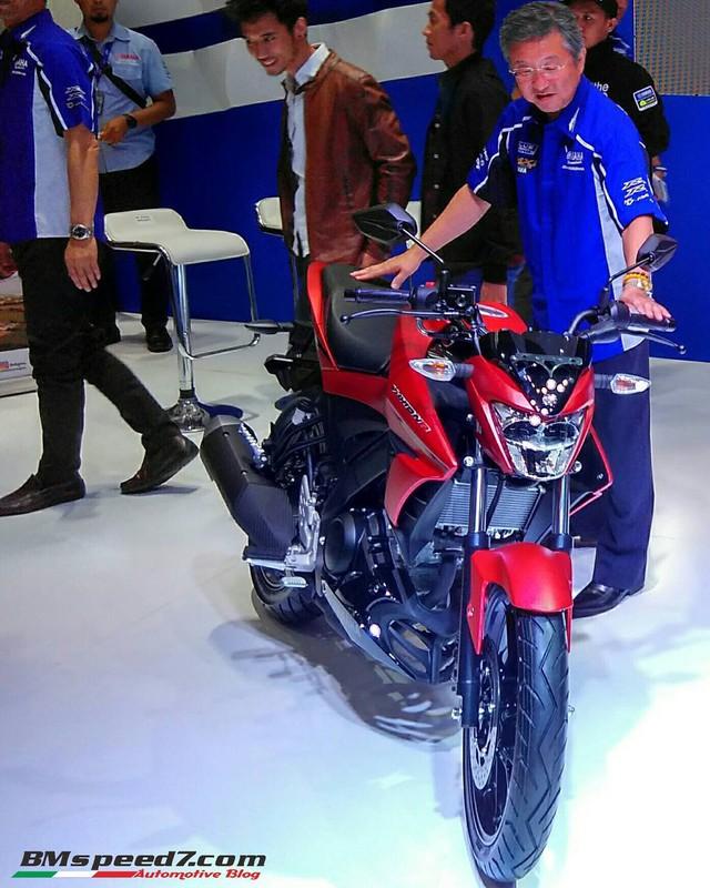 Xe côn tay Yamaha V-Ixion R 2017 được báo giá, từ 50,3 triệu Đồng - Ảnh 13.