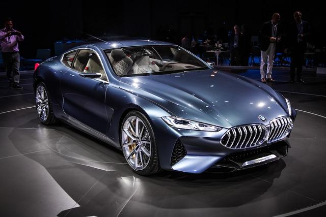 Chiêm ngưỡng vẻ đẹp của xe trong mơ BMW 8-Series ngoài đời thực - Ảnh 1.