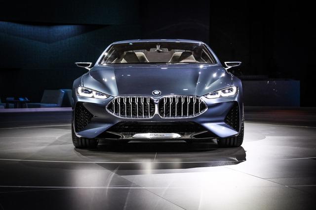 Chiêm ngưỡng vẻ đẹp của xe trong mơ BMW 8-Series ngoài đời thực - Ảnh 11.