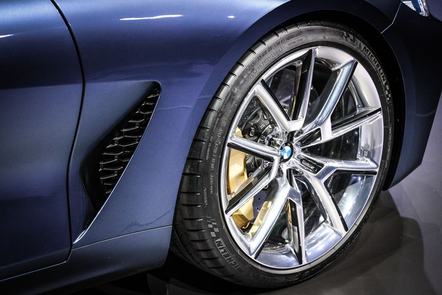 Chiêm ngưỡng vẻ đẹp của xe trong mơ BMW 8-Series ngoài đời thực - Ảnh 9.