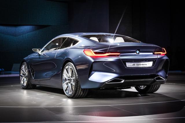 Chiêm ngưỡng vẻ đẹp của xe trong mơ BMW 8-Series ngoài đời thực - Ảnh 10.
