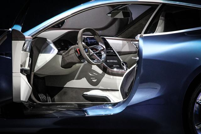 Chiêm ngưỡng vẻ đẹp của xe trong mơ BMW 8-Series ngoài đời thực - Ảnh 12.