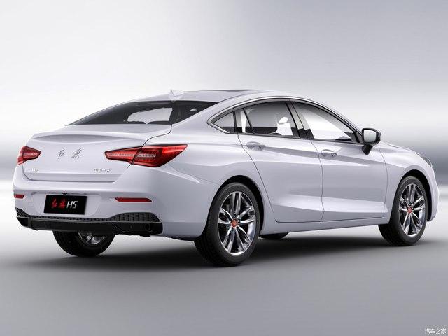 Cận cảnh phiên bản thương mại của Hồng Kỳ H5 được phát triển dựa trên Mazda6 - Ảnh 3.