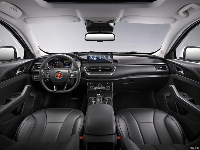Cận cảnh phiên bản thương mại của Hồng Kỳ H5 được phát triển dựa trên Mazda6 - Ảnh 5.