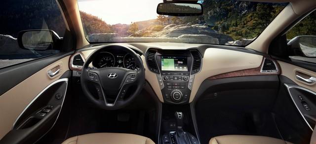 Hyundai giới thiệu Santa Fe 2018 với những thay đổi nhẹ nhàng - Ảnh 5.