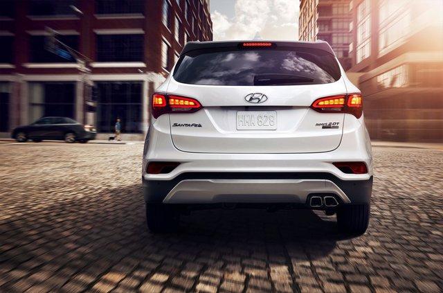 Hyundai giới thiệu Santa Fe 2018 với những thay đổi nhẹ nhàng - Ảnh 6.