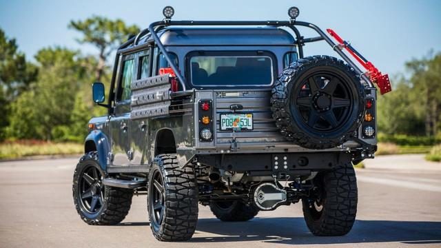 Chiếc Land Rover Defender trong mơ của những người đam mê off-road - Ảnh 3.