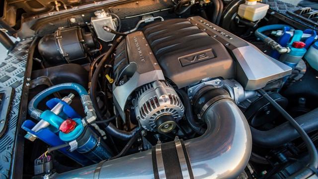 Chiếc Land Rover Defender trong mơ của những người đam mê off-road - Ảnh 4.