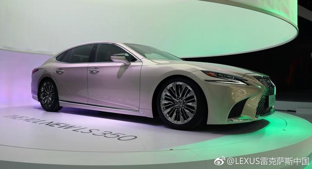 Sedan hạng sang cỡ lớn Lexus LS 2018 có thêm bản tiêu chuẩn mới - Ảnh 3.