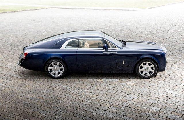 Bắt gặp kiệt tác 290,6 tỷ Đồng Rolls-Royce Sweptail trên đường phố - Ảnh 4.