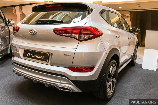 Hyundai Tucson tăng áp mới, khác xe ở Việt Nam, có giá 775 triệu Đồng - Ảnh 9.