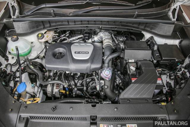 Cận cảnh Hyundai Tucson tăng áp mới ra mắt Đông Nam Á với giá 775 triệu Đồng - Ảnh 2.