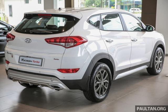 Cận cảnh Hyundai Tucson tăng áp mới ra mắt Đông Nam Á với giá 775 triệu Đồng - Ảnh 3.