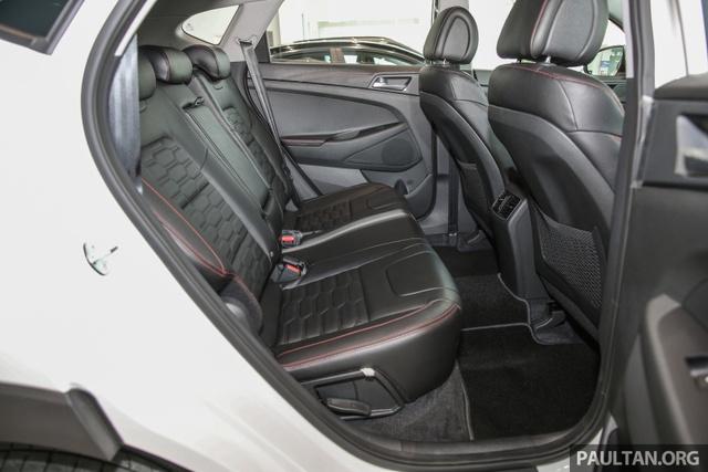 Cận cảnh Hyundai Tucson tăng áp mới ra mắt Đông Nam Á với giá 775 triệu Đồng - Ảnh 8.