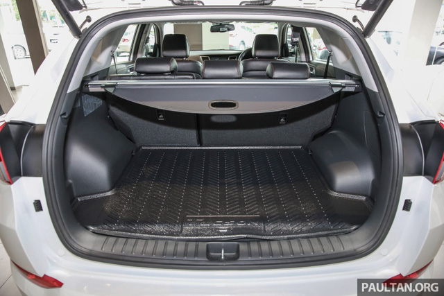 Cận cảnh Hyundai Tucson tăng áp mới ra mắt Đông Nam Á với giá 775 triệu Đồng - Ảnh 9.