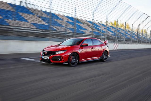 Chi tiết Honda Civic Type R 2018 dành cho lục địa già - Ảnh 5.
